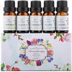 Massages d'aromathérapie pour le bien-être et le soulagement du stress